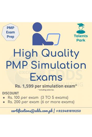 PMP Simulation Exams