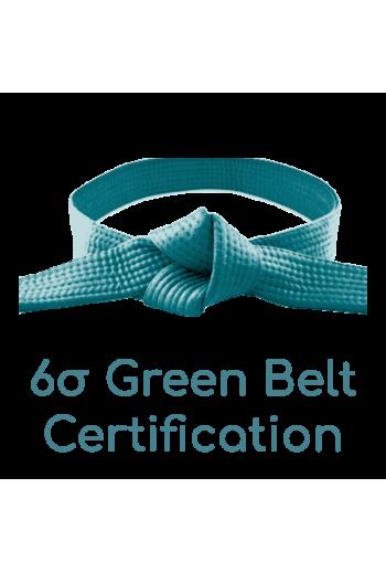 Six Sigma Green Belt (SSGB)