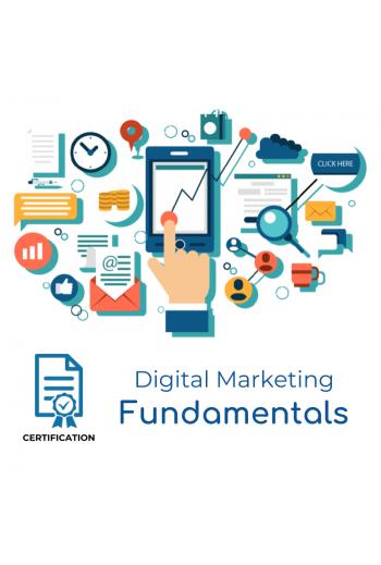 Digital Marketing Fundamentals Certification
