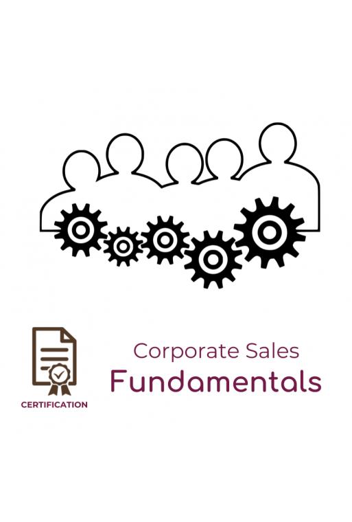 Certified Corporate Sales Fundamentals