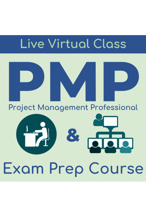 Project Management Professional (PMP) - Intructor-led Virtual