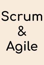 Scrum and Agile